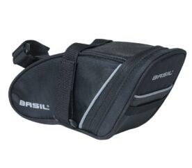Basil zadeltas Sport Design zwart