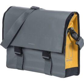 Basil messenger tas Urban load stormey grey