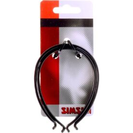 Simson broekklem pvc m/reflectie