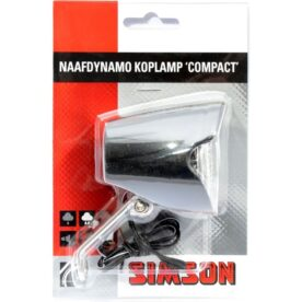 Simson kopl Compact naafdyn aan/uit