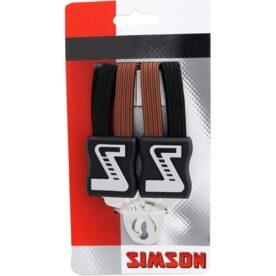 Simson snelbinder strong zw/brn