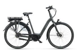 Batavus Finez E-go Exclusive Bosch Active Plus Gates Riem