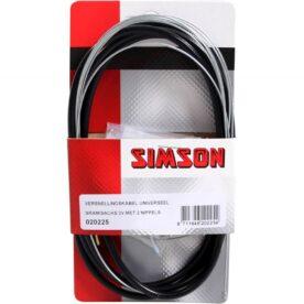 Simson versn kabel uni 3v zw