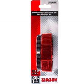 Simson achterlicht Airy dynamo 80mm