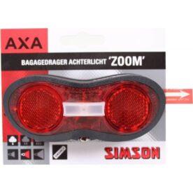 Simson a licht Zoom aan/uit