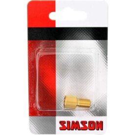 Simson verloopnippel Fiets/Auto