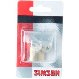 Simson hangslot 20mm