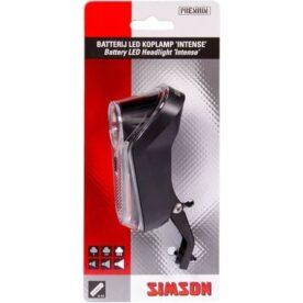 Simson koplamp Intense batterij 25 lux