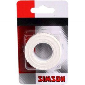 Simson plakvelglint 15mm