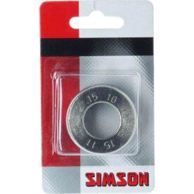 Simson nippelspanner