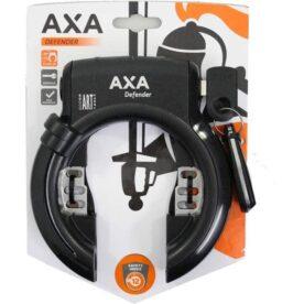 Axa ringslot Defender zwart
