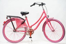 "Refurbished Sparta Oilily meisjes fiets 26"""