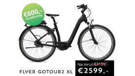 FLYER Gotour2 5.00 Comfort 2020